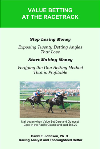 Value Betting At The Racetrack